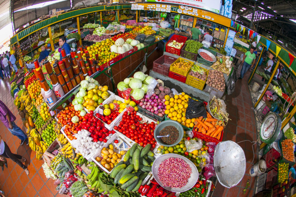 Frutas exóticas